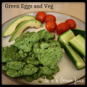 Green Eggs and Veg